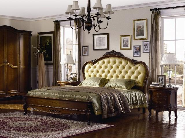 ліжко Каталіна ЛВС з масиву дерева  - береза