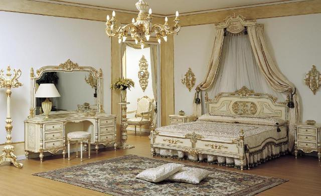 спальні, виконані в сучасному оригінальному стилі