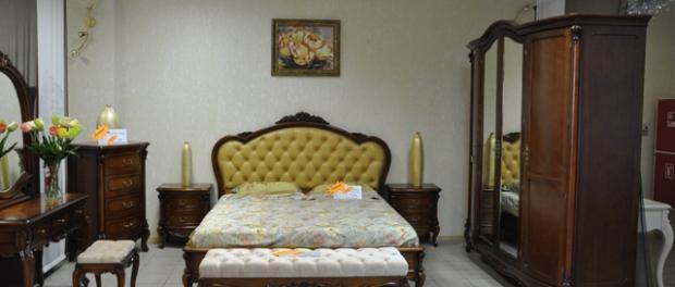 Спальня Каталіна ЛВС з масиву дерева
