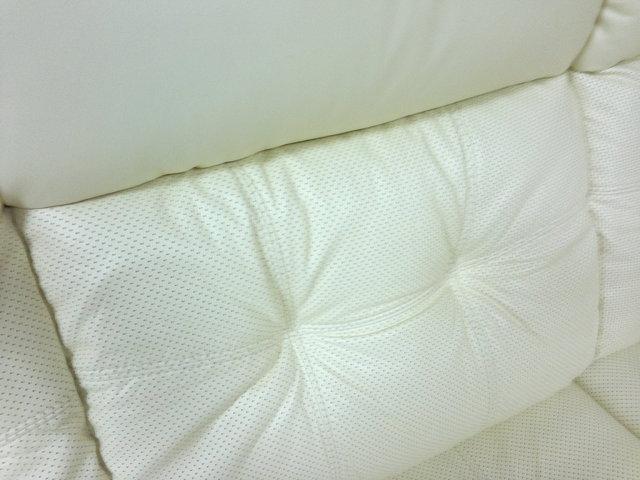 Монако диван кутовий білого кольору
