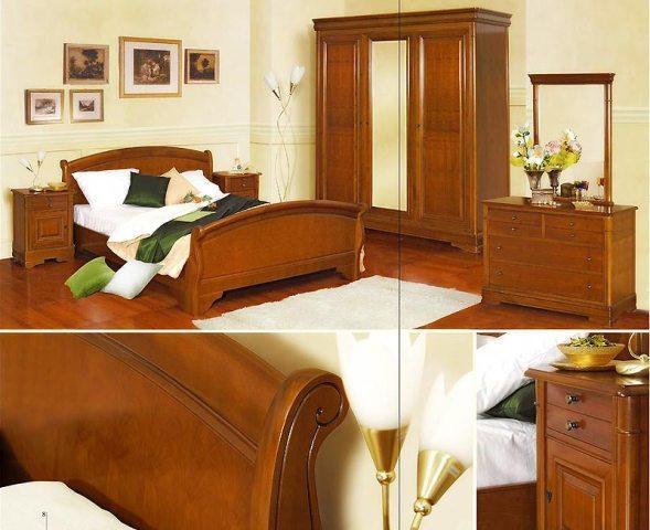 Спальня Жасмін від Румунського виробника