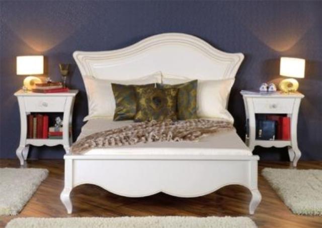 Біла спальня Капрі (capri)