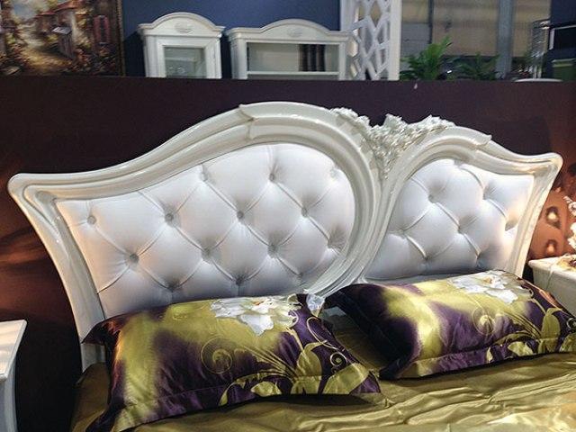 Ліжко Капрі від румунського виробника