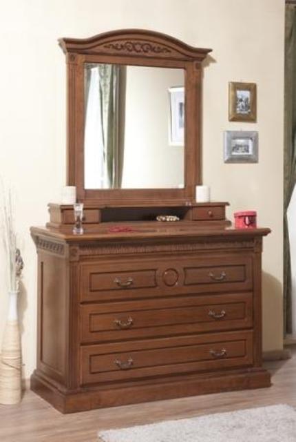 Спальня Венеція - комод з дзеркалом