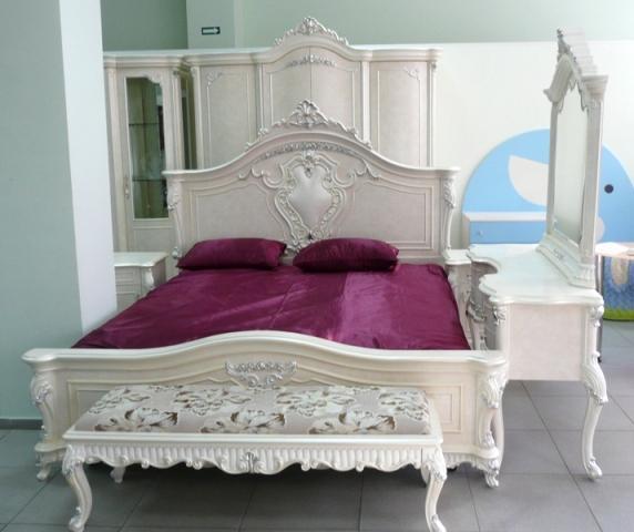 біла спальня Macao CL-002