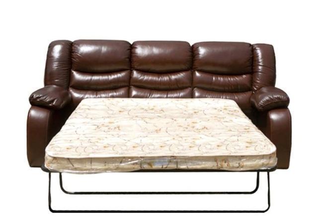 Шкіряний диван Cheers 8217