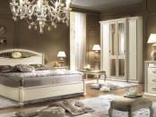 Siena Avorio італійський спальний гарнітур