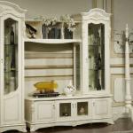 Купити Меблі для вітальні CF-8053 «Беатріче» (біла)