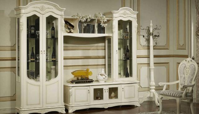 Меблі для вітальні CF-8053 «Беатріче» (біла)