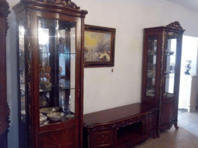 Меблі для вітальні Шарлотта (Камілла)