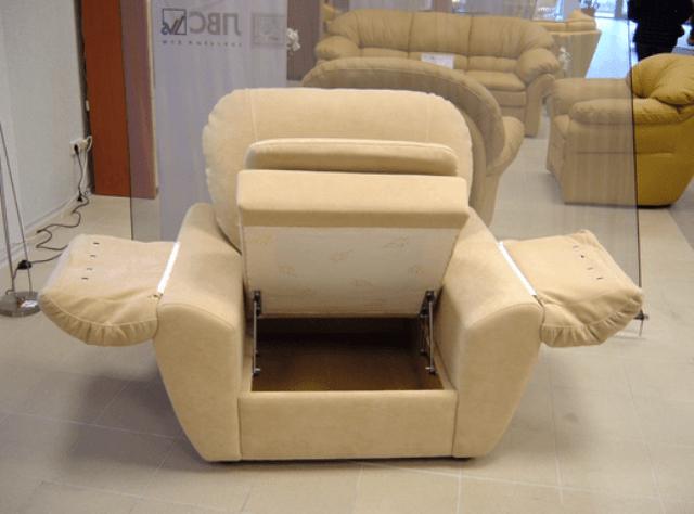 крісло Х'юстон від ЛВС