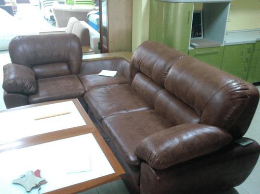 Кутовий диван Х'юстон від ЛВС