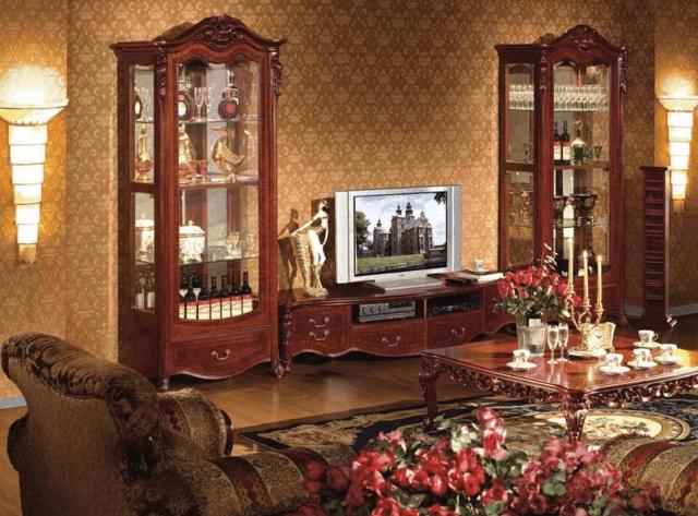 Меблі у вітальню Карпентер 220