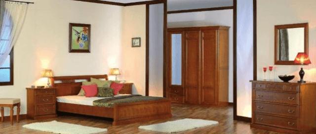 Спальня Romantique Lux МОБЕКС