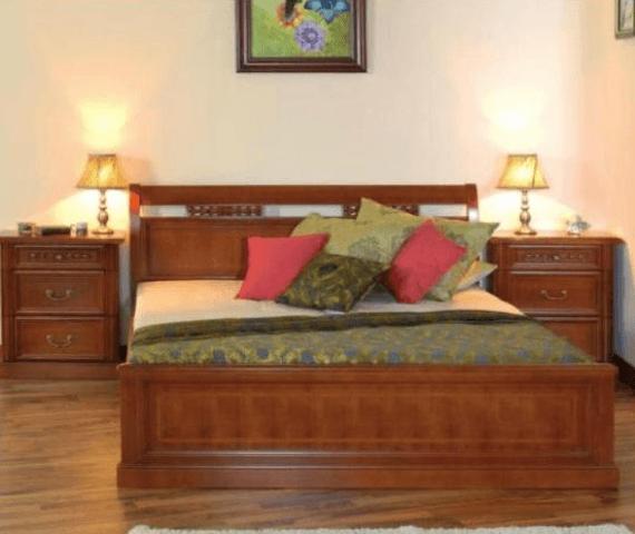Румунська спальня Romantique Lux