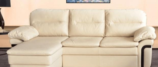 Мехіко кутовий диван з оттоманкою від ЛВС