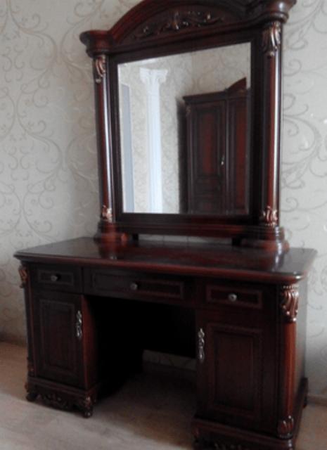 Туалетний столик Classical 3001 фото купити у Житомирі