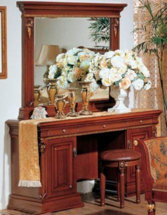 Ціна спальні 2807А classical Китай залежить від комплектації.