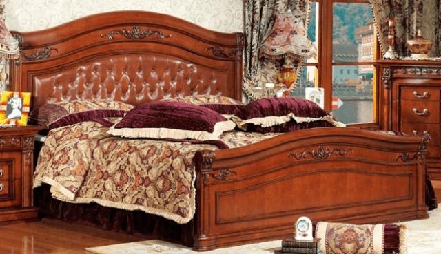 Купити 3025 Classical - класичний Спальний гарнітур