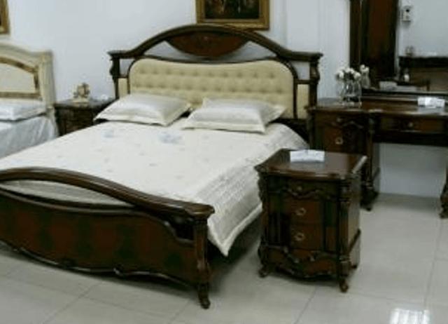 Класична спальня Вероніка CF 8631 від китайського виробника «CF Furniture»