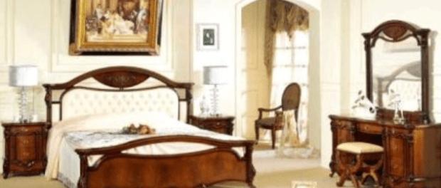 Класична спальня Вероніка CF-8631 Китай