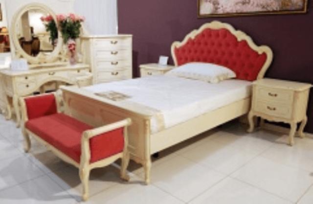 Купити Ліжко Ізабель у Києві, Львові
