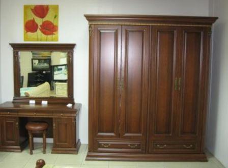 Купити спальний гарнітур classical 2807 A Китай