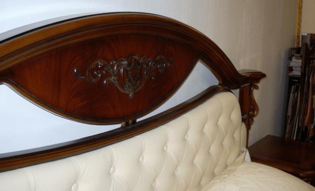 Купити класичну спальню Вероніка CF 8631 від китайського виробника «CF Furniture»