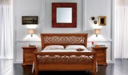 Італійська спальня Decor Camelgroup купити у Києві,Львові