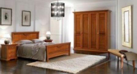 Італійська спальня Decor Camelgroup купити у Львові