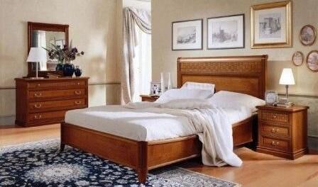 Італійська спальня Nostalgia Intreccio купити у Києві