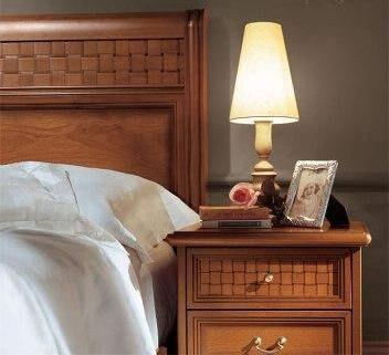 Купити спальню із Італії Nostalgia Intreccio у Києві.