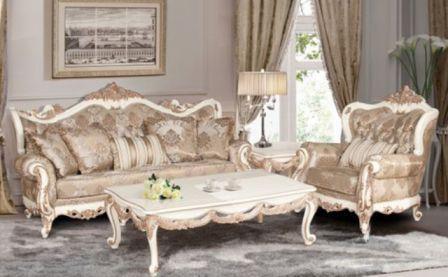 Купити набір м'яких меблів для вітальні Provence Львів