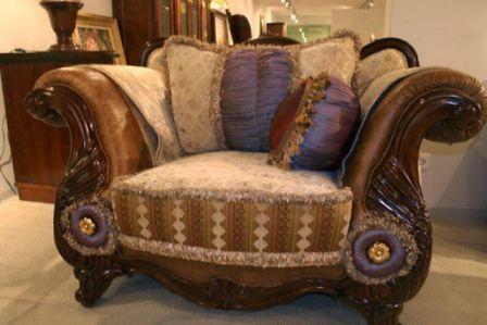Купити класичний диван Карпентер 223 С серії у Львові