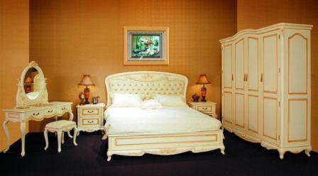 Фото спального гарнітура Жасмін