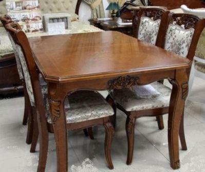 Купити стіл з дерева Classic 12 фото