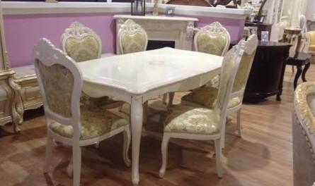 Столові меблі Коко Шанель