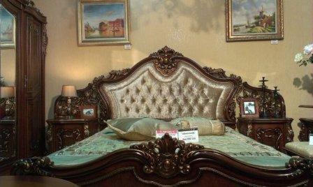 Купити класичну спальню китайського виробництва Джоконда у Києві