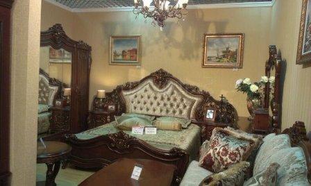 фото спального гарнітура Джоконда