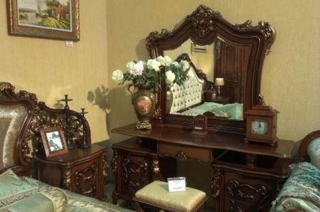 Купити класичну спальню китайського виробництва Джоконда
