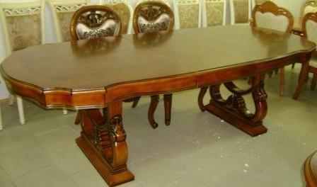 Купити деревяний стіл Classic 14 з доставкою у Чернівцях