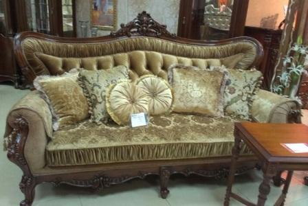 Купити набір м'яких меблів для вітальні Рамзес можна через наш інтернет — магазин меблів