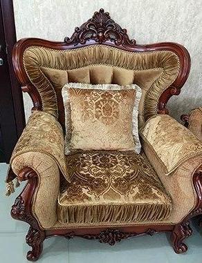Купити крісло Рамзес - елітні меблі у Львові