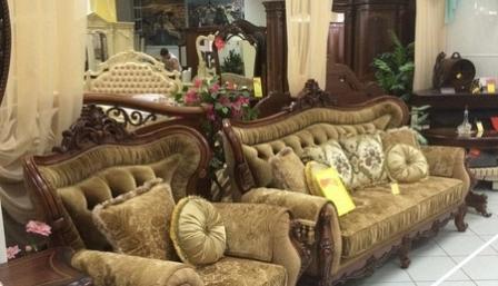 Купити набір м'яких меблів Рамзес - елітні меблі у Києві фото