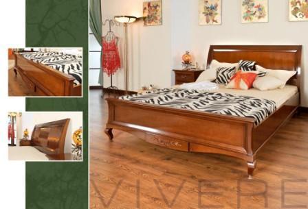 Румунська спальня Vivere від Мобекс
