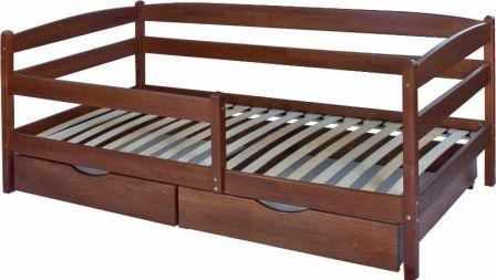 Купити дитяче дерев'яне ліжко Mario від виробника Аурель