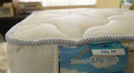 Купити ортопедичний матрас Дейли 2 в 1 — ТМ SLEEP & FLY