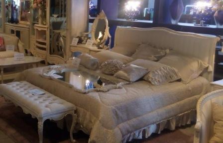 Класична біла спальня INDOSAT
