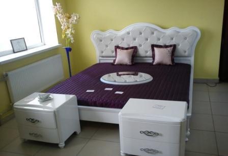 Купити білу спальню Шарм MS-111 можна на нашому сайті elite-mebli.kiev.ua.