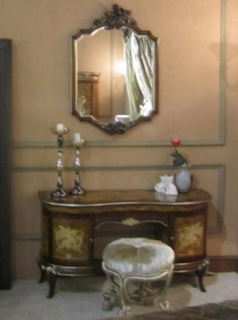 Купити Італійську спальню в стилі бароко Sheraton зі знижкою